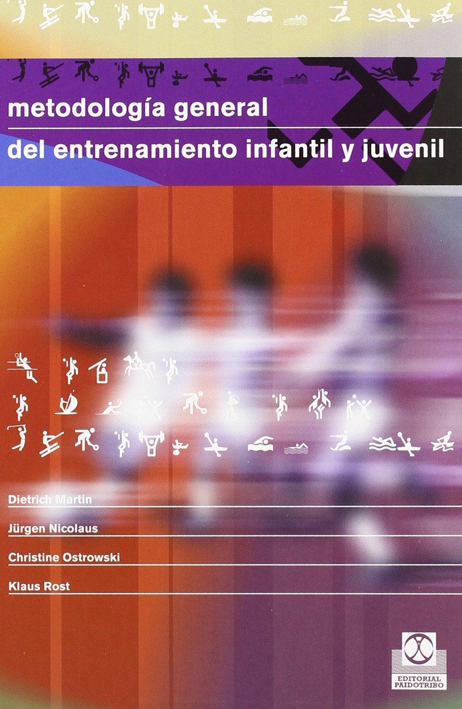 Metodología General Del Entrenamiento Infantil Y Juvenil ...