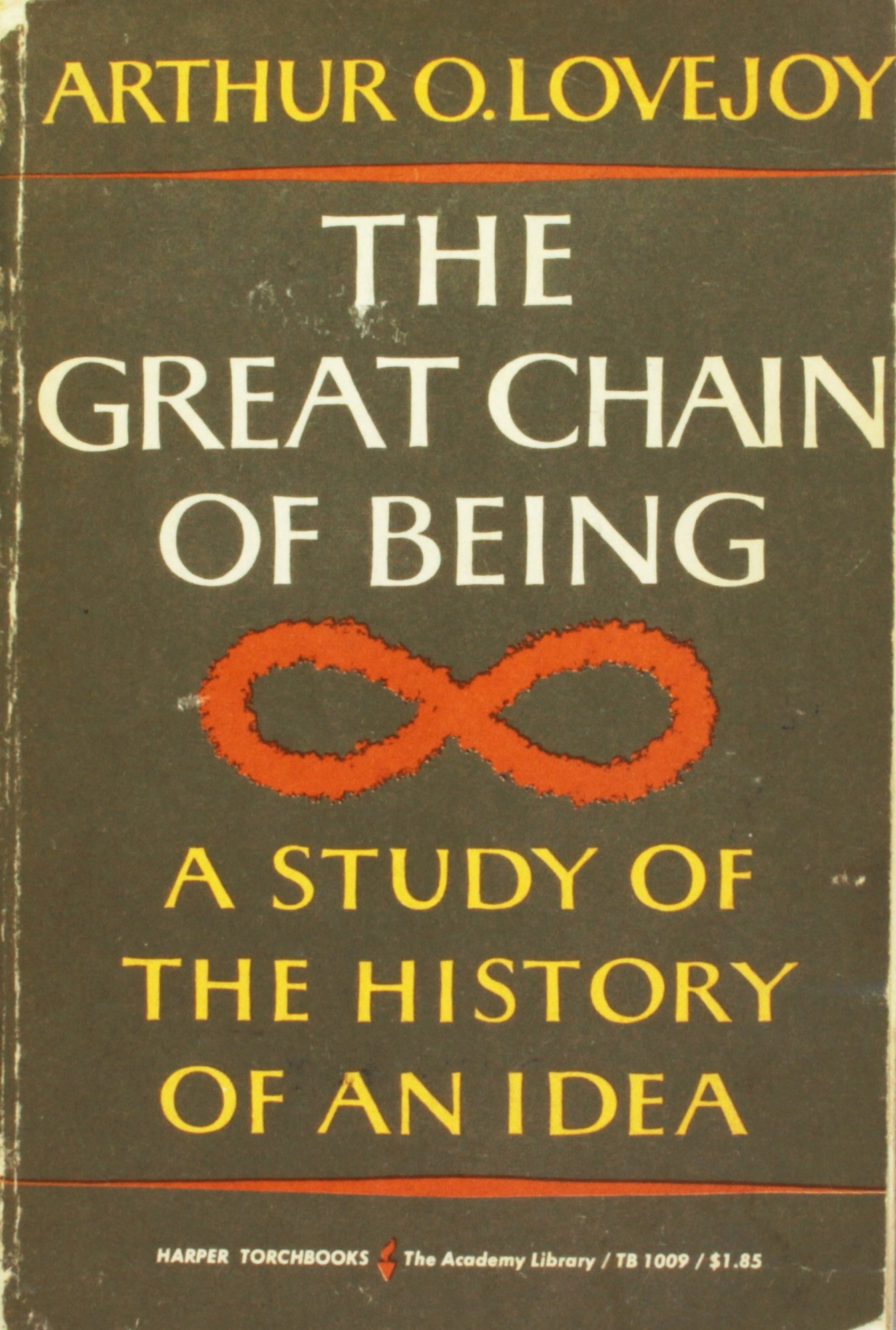 A Study of the History of an Idea