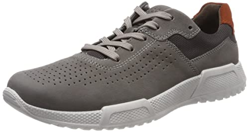 ECCO Men's Luca Low Top Sneakers: Amazon.co.uk: Shoes & Bags