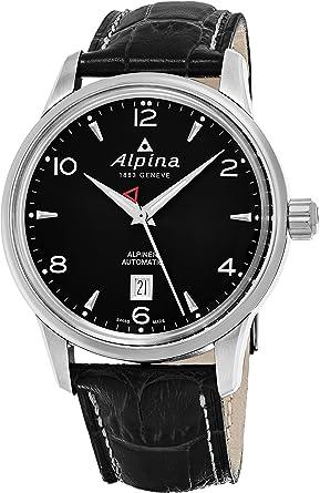 Amazoncom Alpina Alpiner Automatic Mens Stainless Steel Swiss - Alpina automatic watch