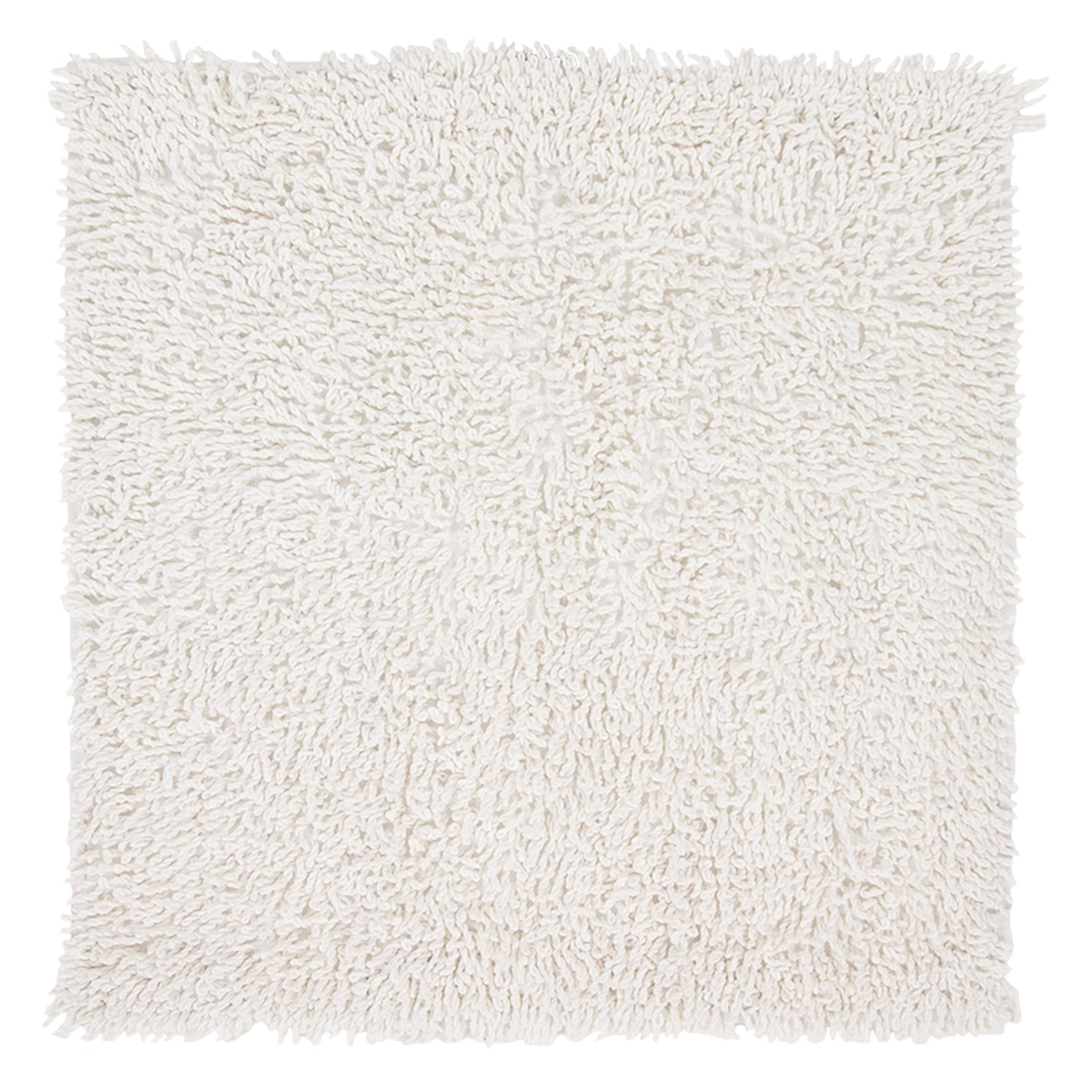DIFFERNZ 31.102.16 Essence Bath Mat, White by Differnz