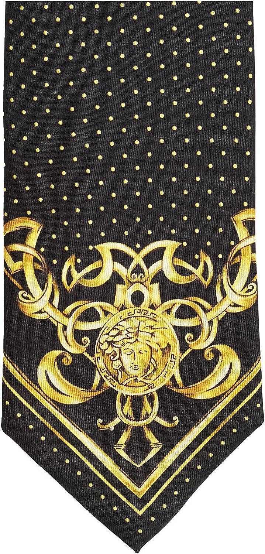 Versace - Corbata - para hombre negro negro: Amazon.es: Ropa y ...