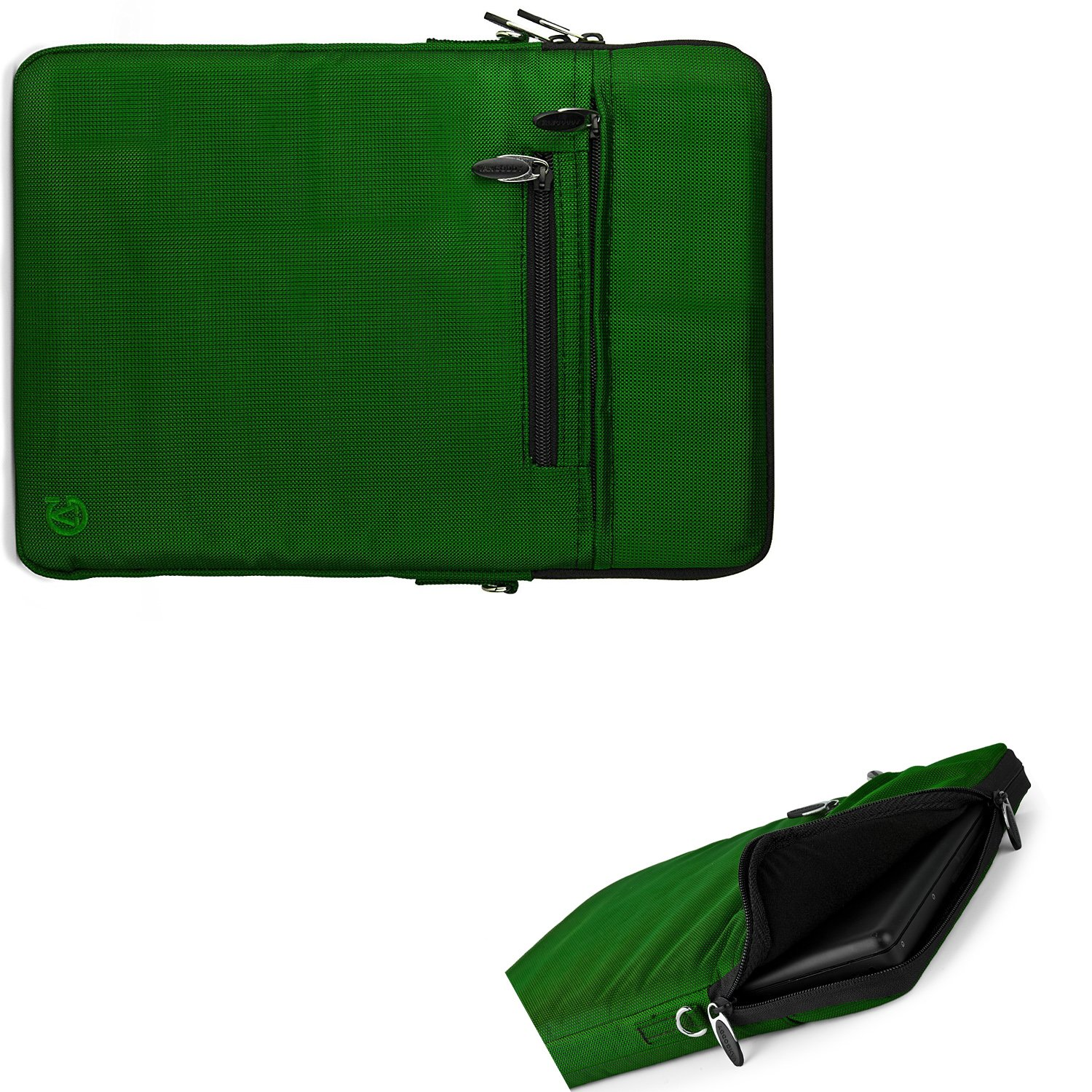 c06fafe50a72 Amazon.com: Travel Laptop Sleeve Pouch Notebook Carrying Case Cover ...