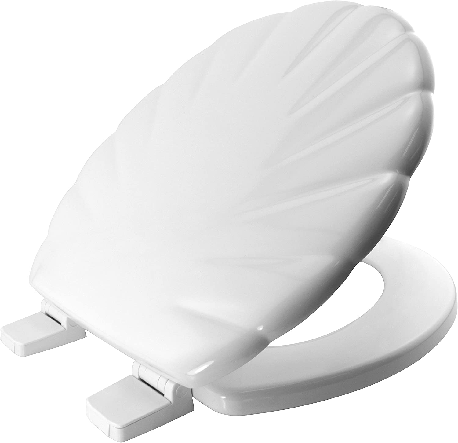 Bemis Shell STAY TIGHT Toilet Seat - White
