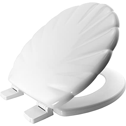Magnificent Bemis Shell Stay Tight Toilet Seat White Gmtry Best Dining Table And Chair Ideas Images Gmtryco