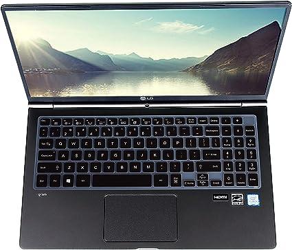 Leze - Funda Ultrafina para Teclado LG gram 15Z970 15Z975 15Z980 ...
