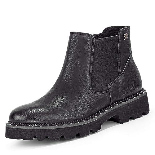 TOM TAILOR Damen Chelsea Boots: : Schuhe & Handtaschen