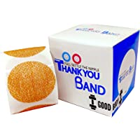 Thank You Band Hide & Protect Care (Mens' Nipple Hide & Care System) / 50 pair (100 pieces) nipple cover for men and…
