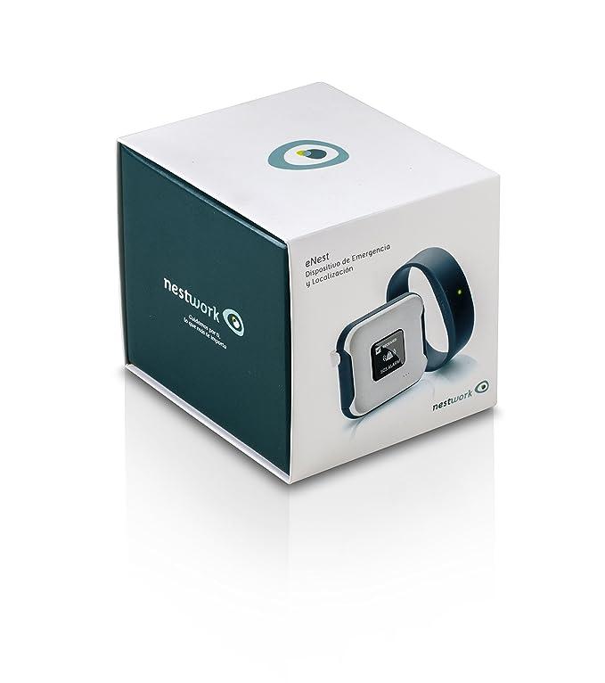 eNest ENEU7545 - Dispositivo de Emergencia y localización: Amazon.es: Electrónica