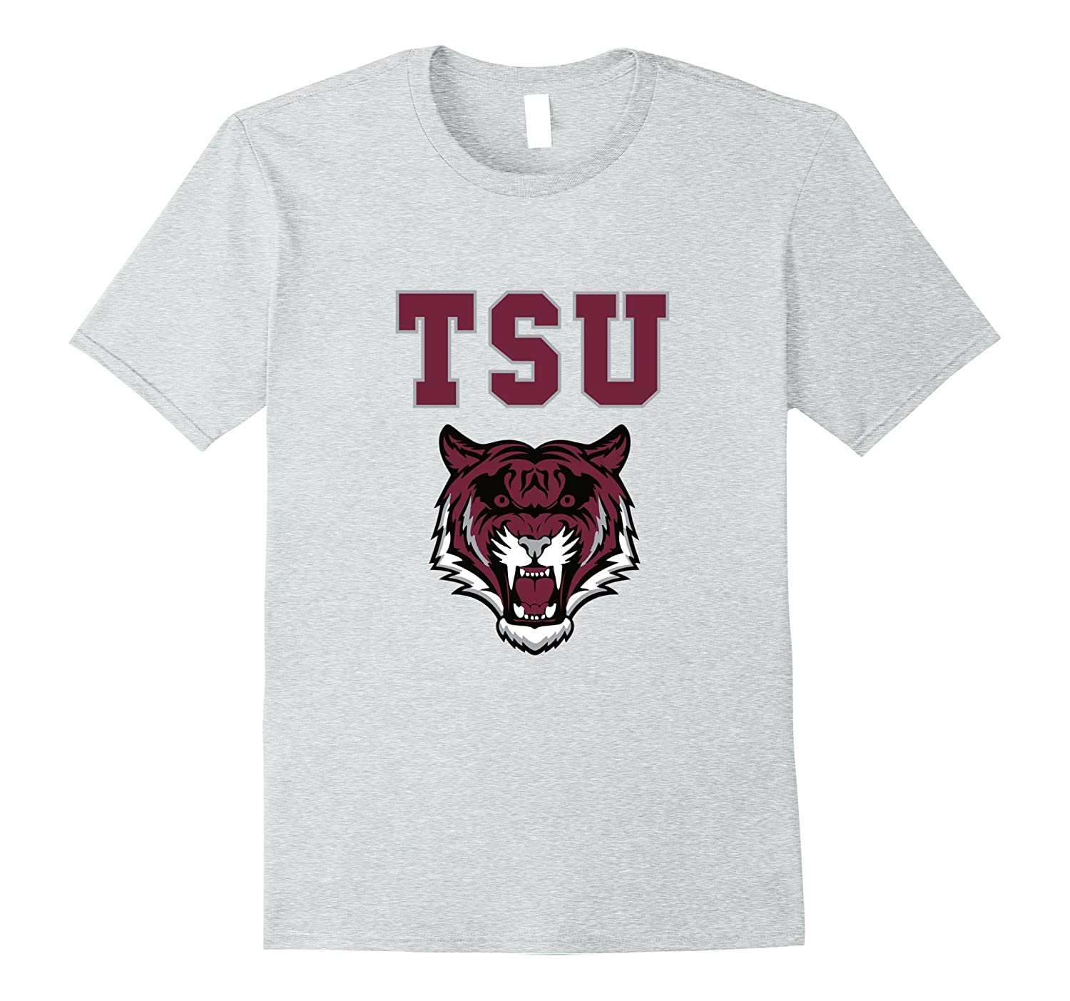 TSU T Shirt Tiger Design-T-Shirt