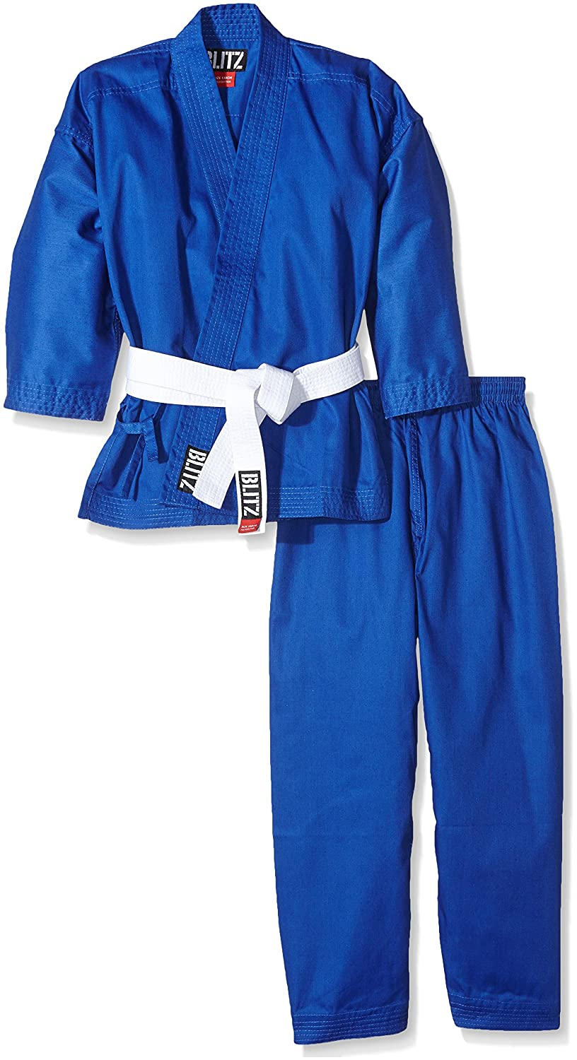 Blitz in Policotone Student Karate Suit