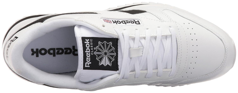 Zapatillas De Deporte Del Bajo-top De Cuero Clásico De Reebok De Los Hombres Pop xy7xC8