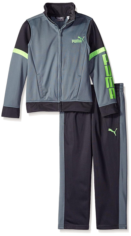 PUMA Boys' Tricot Track Jacket and Pant Set PUMA ULC Boys