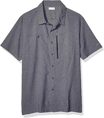 Columbia Mens Pilsner Peak Short Sleeve Shirt Columbia Sporting Goods