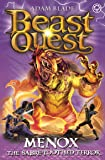 Menox the Sabre-Toothed Terror: Series 22 Book 1 (Beast Quest)