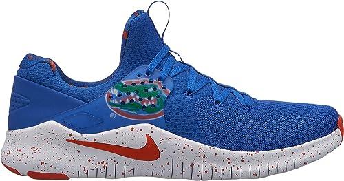 7c3318711f261 Nike Men s Free TR 8 Florida Training Shoes (Blue White Orange