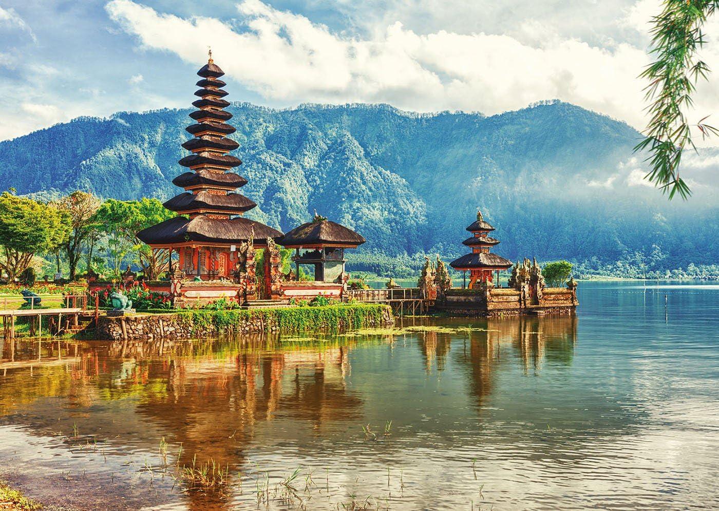 Bali Indonesia Educa 17674/2000/Ulun Danu Temple