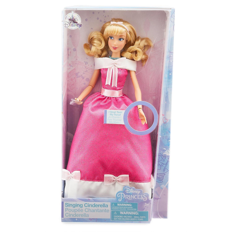 Disney Cinderella Singing Doll 460027964721