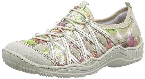 Rieker L0563 Women Low top Damen Sneakers