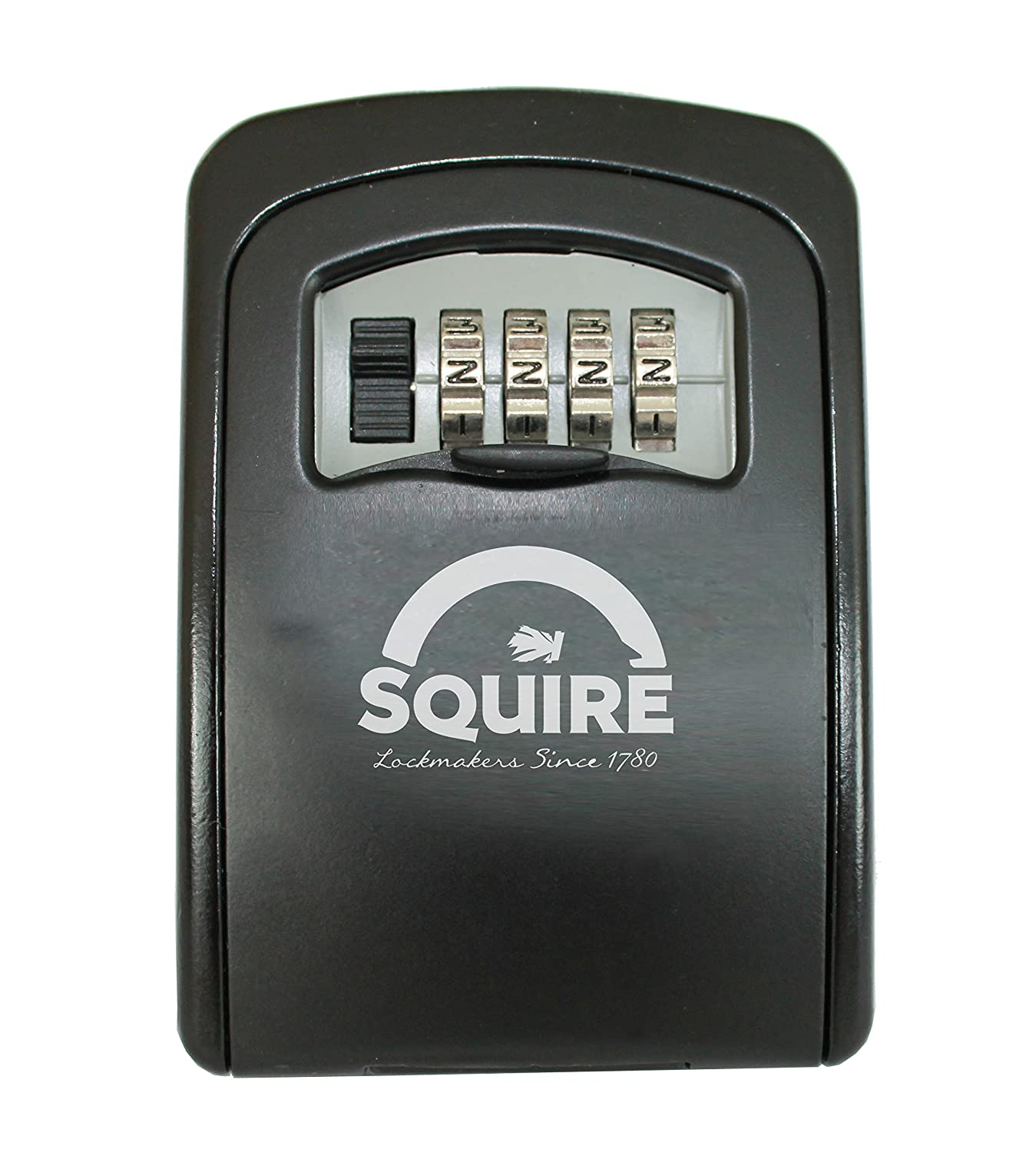 Henry Squire 4 Wheel Combination Key Safe Henry Squire & Sons Ltd. Key Keeper