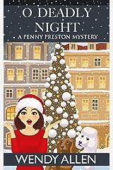 O Deadly Night (A Penny Preston Mystery Book 2)