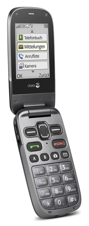 Téléphone GSM DORO PHONEEASY 621 NOIR