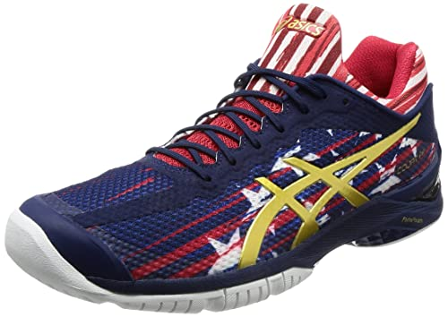 ASICS Court FF L.E. NYC Zapatilla De Tenis: Amazon.es