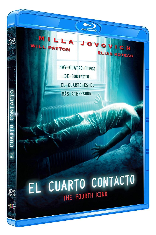 El Cuarto Contacto [Blu-ray]: Milla Jovovich, Elias Koteas ...