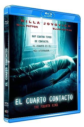 El Cuarto Contacto [Blu-ray]: Milla Jovovich, Elias Koteas, Will ...