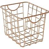 Spectrum Diversified Mini Utility Basket, Copper