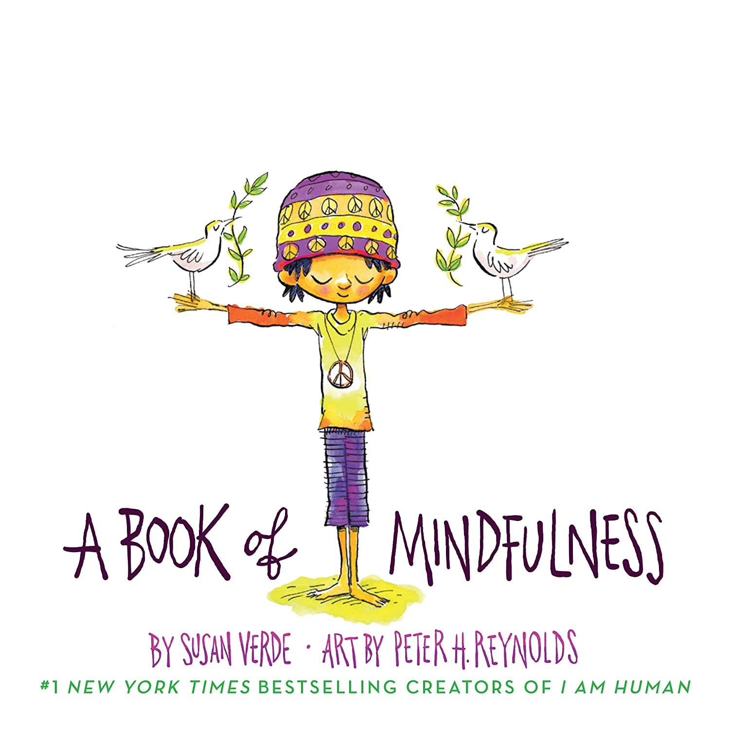 I Am Peace: A Book of Mindfulness (English Edition) eBook ...