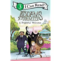 A Frightful Welcome (Addams Family: I Can Read, Level 3)
