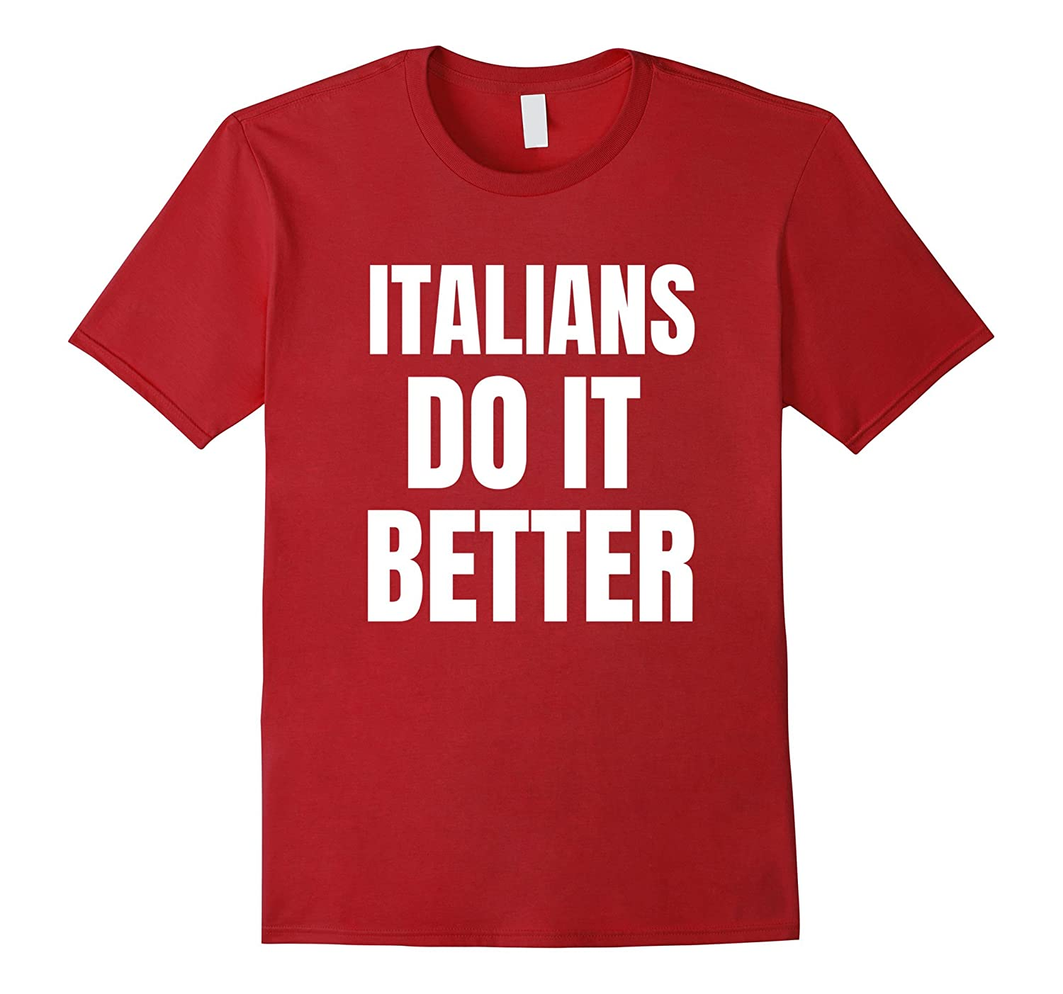 Italians D0 It Better