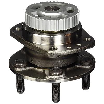 Timken 512155 Axle Bearing and Hub Assembly: Automotive
