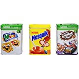 tanner 0063.4 - Metalldosen Set, Cookie Crisp, Nesquik, Cini Mini