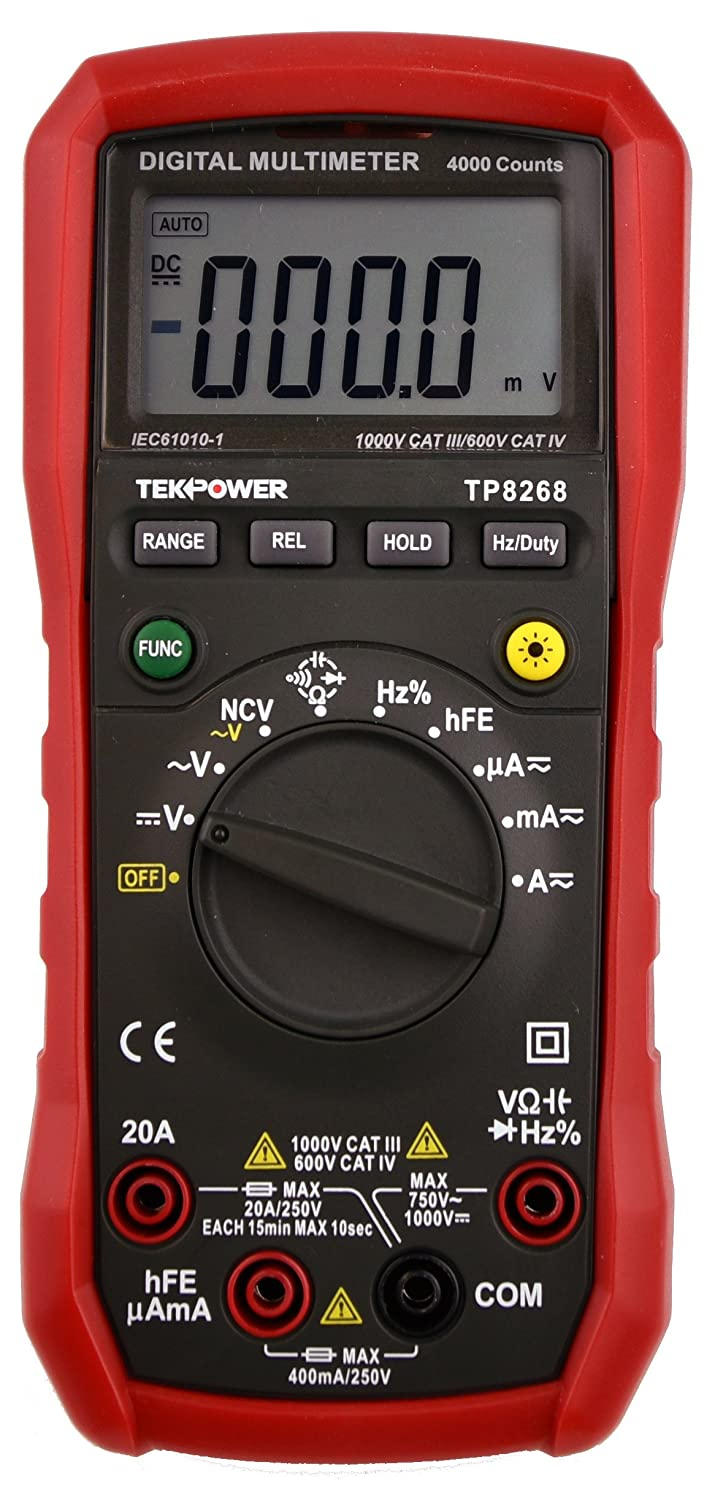 Top 10 Best Digital Multimeter Reviews in 2020 5