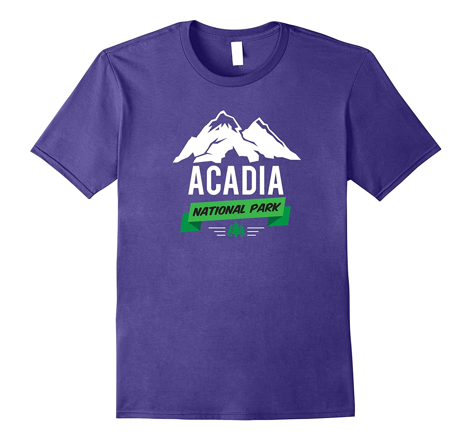 Acadia National Park T-Shirt-TH