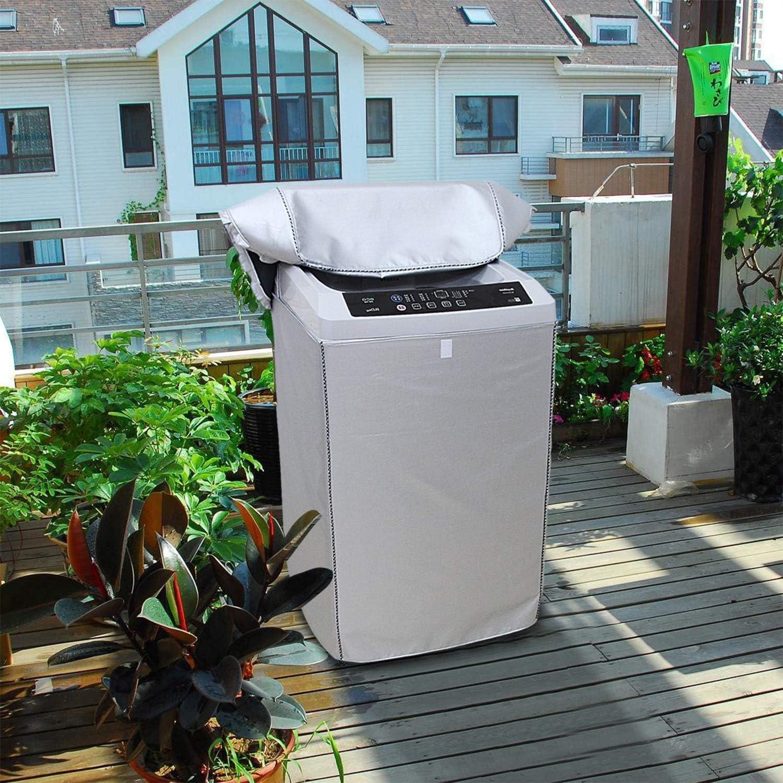 Funda para lavadora portátil, cubierta para secadora de carga ...