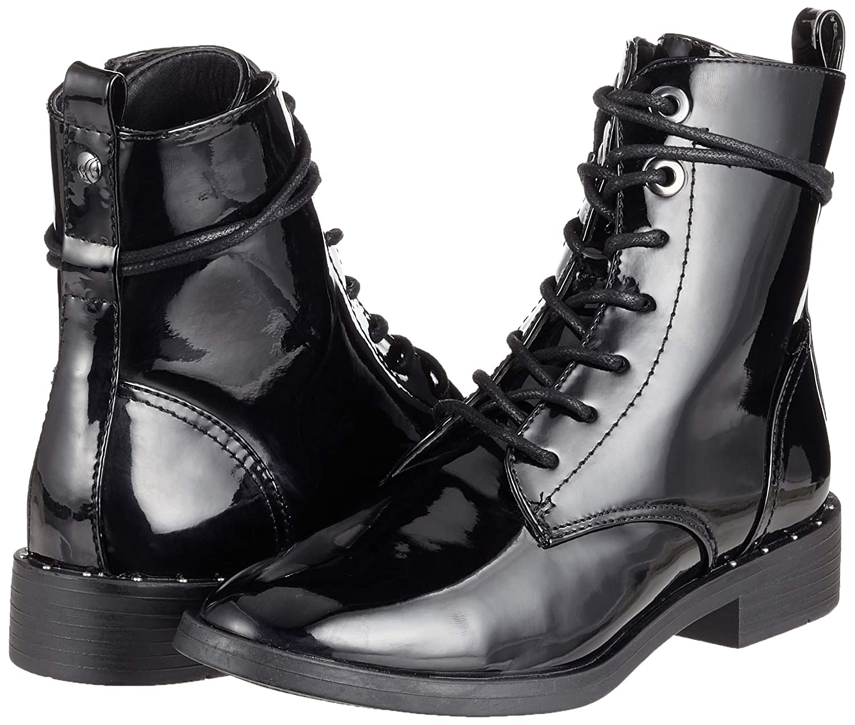 S.Oliver Damen 5-5-25102-21 018 018 018 Combat Stiefel 526a00