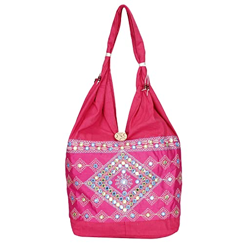 b73d3747701a Suman Handicraft's Indian Handicraft Bag/Shoulder Bag/Jhola Bag in Good  Prize