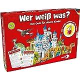"""Noris Spiele 606011635 - """"Wer weiß was?"""" Kinderspiel"""
