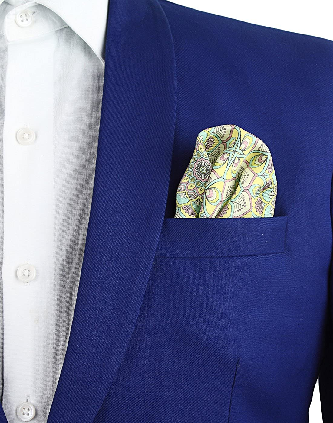 Chokore Pocket Square For Men Assorted 3 Pack Buy 2 get 1 free