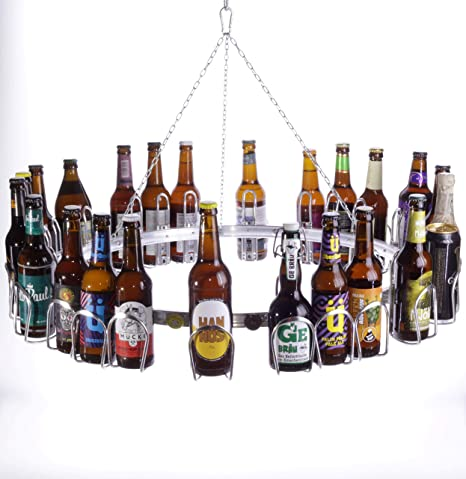 Calendario Avvento Birra.Biersafe Anello Per 24 Bottiglie Di Birra Con Calendario