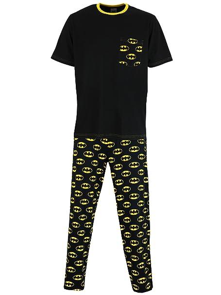 Batman Pijama para Hombre Batman Small
