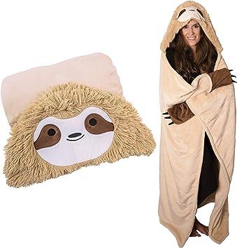 Wearable Hooded Blanket