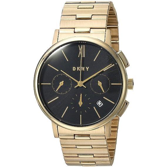 DKNY Reloj Cronógrafo para Mujer de Cuarzo con Correa en Acero Inoxidable NY2540: DKNY: Amazon.es: Relojes