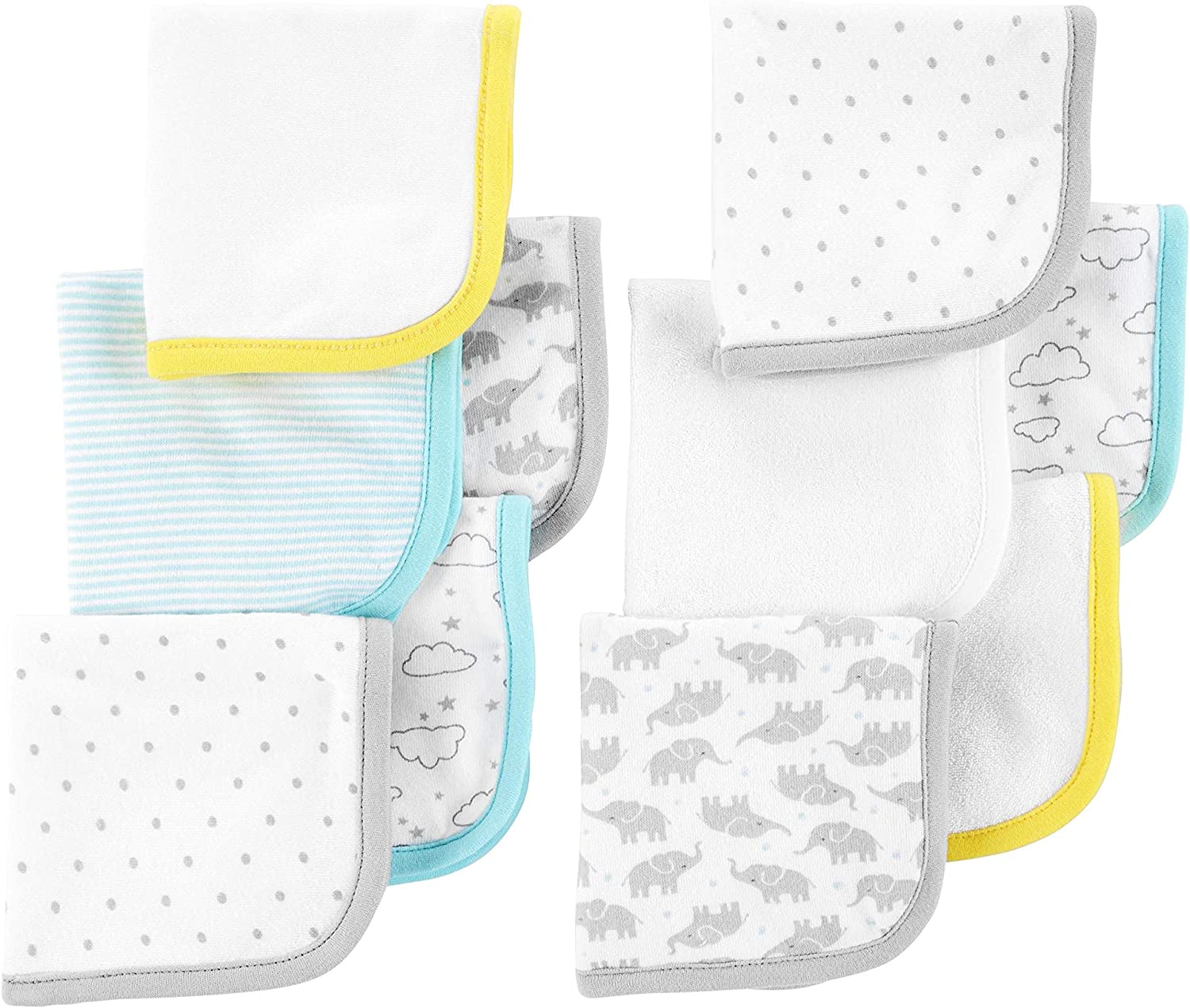 Simple Joys by Carters Baby 10-Pack Washcloth Set