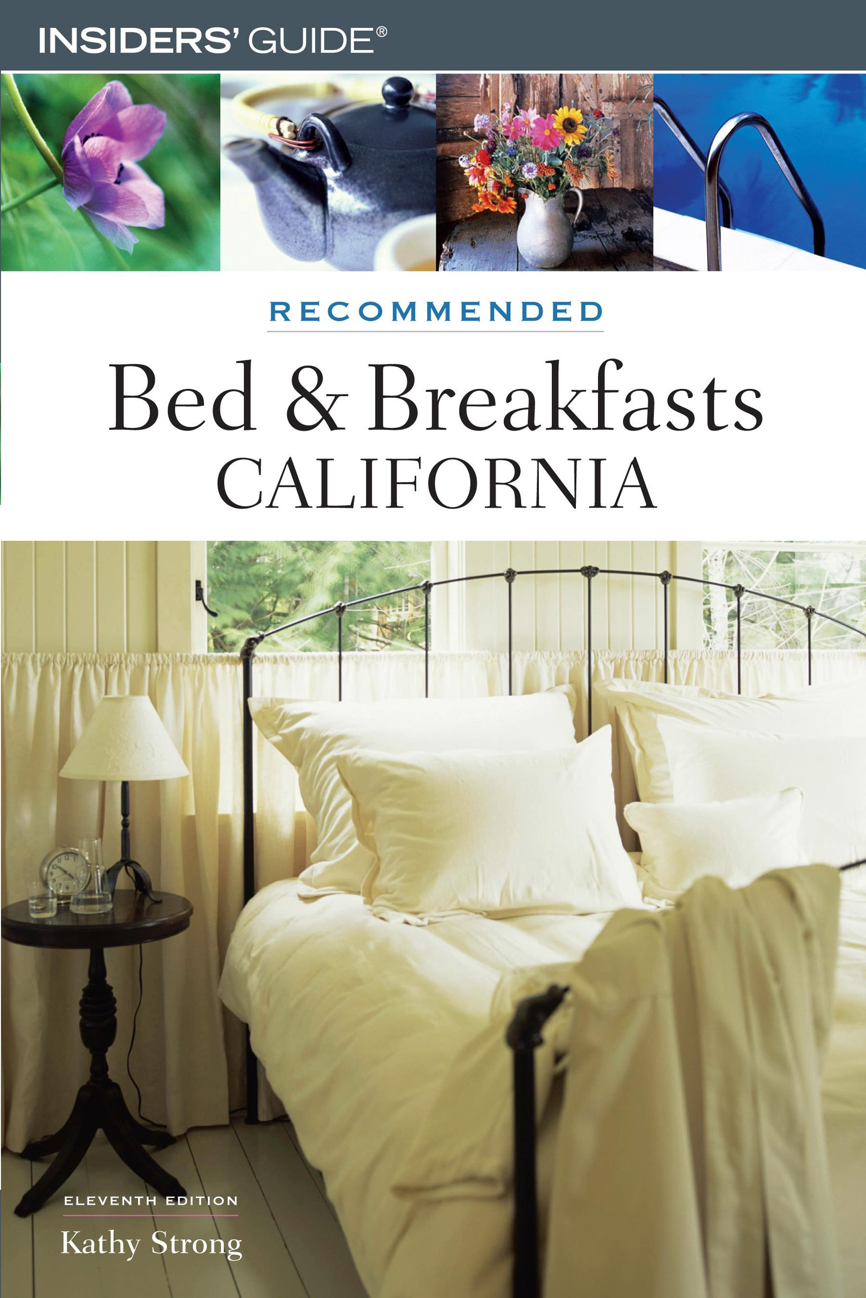Recommended Bed & Breakfasts™ California, 11th (Recommended Bed & Breakfasts Series)