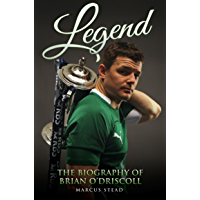 Legend - The Biography of Brian O'Driscoll (English