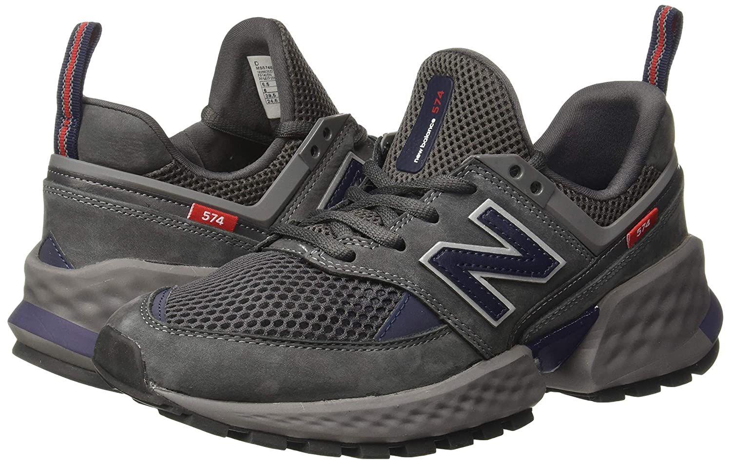 bc84d80a Amazon.com | New Balance Men's 574s Decade Pack | Fashion Sneakers